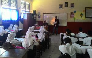 Illustrasi suasana kelas © Education4indonesia2019