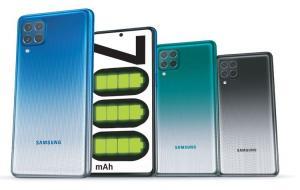 Samsung Galaxy M62 © Samsung