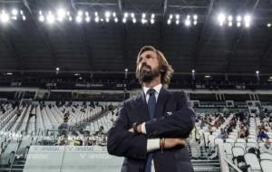 Pelatih Juventus Andrea Pirlo © twitter.com/juventusfc