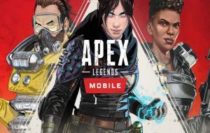 Apex Legends Mobile © Istimewa
