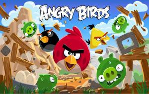 Game Angry Birds © accesstrade