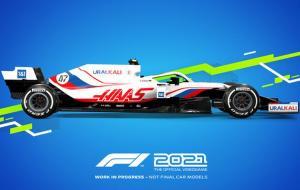 Game F1 2021 © F1 2021