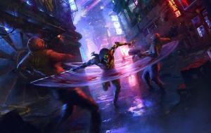 Game Ghostrunner © Slipgate Ironworks