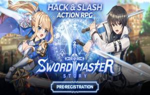Game Sword Master Story © jonooit