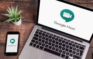 Ilustrasi Google Meet © Techradar.com