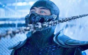 Joe Taslim Sebagai Sub Zero © Warner Bross
