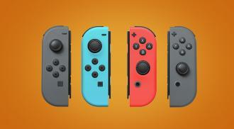 Joy Con Nintendo Switch (Image Credit: Nintendo)