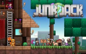 Junk Jack © Pixbits