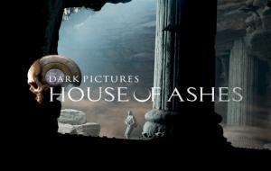 Logo game The Dark Pictures: House of Ashes © BANDAI NAMCO Entertainment Asia