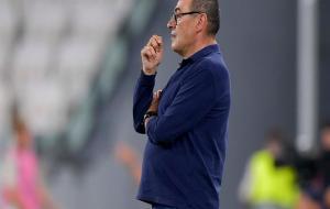 Maurizio Sarri © Juventus.com