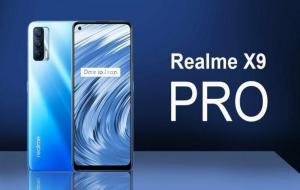 Realme X9 © Realme