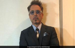 Robert Downey © Instagram@robertdowney