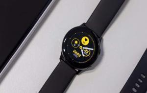 Samsung Galaxy Watch 4 © Samsung