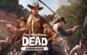The Walking Dead : Survivors © The Walking Dead