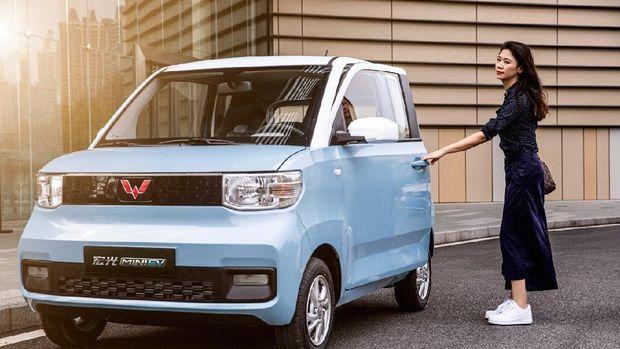 Wuling Mini EV (Image Credit: Carscoops)