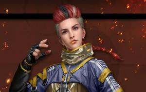 Xayne Karakter di Game Free Fire © Garena