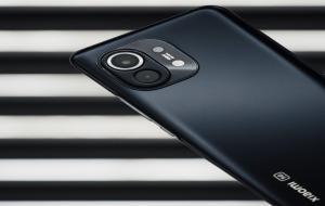Xiaomi Mi 11 © instagram @xiaomi.global