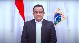 Anies Baswedan HUT Ke-76 Kemerdekaan RI (Image Credit: Youtube (Anies Baswedan))