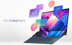 Asus ZenBook Duo 14 (UX482) © asus