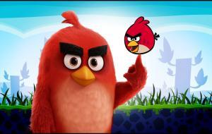 Game Angry Birds © Twitter (@Rovio)