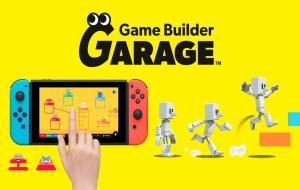 Game Builder Garage. © Nintendo