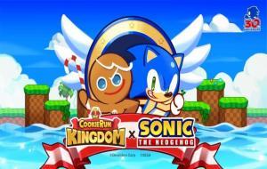 Cookie Run Kingdom X Sega © Cookie Run Kingdom