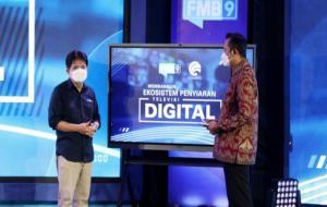Dorong Digitalisasi Penyiaran, Kominfo Targetkan Optimasi Teknologi dan Dampak Ekonomi. © dok.Kominfo