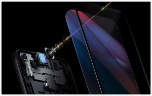 Teknologi kamera bawah layar generasi baru OPPO © OPPO