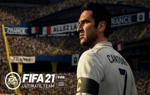Game Fifa 21 © ea.com