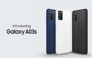 Samsung Galaxy A03s © Samsung