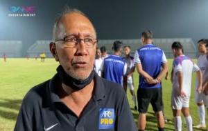 Pelatih Rans Cilegon FC, Bambang Nurdiansyah © Youtube Rans Entertainment