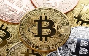 Ilustrasi koin Bitcoin © freepik.com