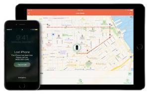 Ilustrasi melacak iPhone yang hilang © macworld.com