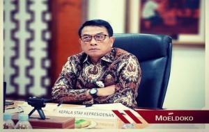 Kepala Staff Kepresidenan Moeldoko © instagram.com/dr_moeldoko