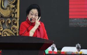 Megawati Soekarnoputri © Dokumen PDI-P