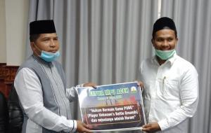 MPU Aceh Serahkan Stiker Fatwa Game Judi Online Kepada Ormas © mpu.acehprov.go.id