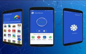 Salah satu aplikasi terbaik game booster di Android, Game Booster: Phone Cooler. © apkpure.com