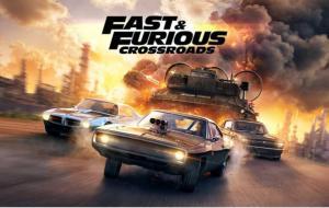 Salah satu game terburuk di 2020, Fast & Furious Crossroads. © truetrophies.com