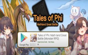 Tales Of Phi © Google Play (Tales Of Phi)